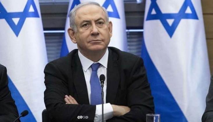 Netanyahu İşgale Devam Ediyor