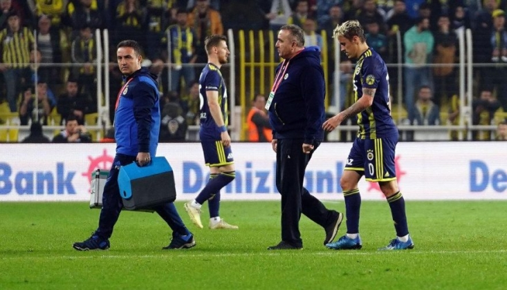 Fenerbahçe'ye Max Kruse'den Şok!