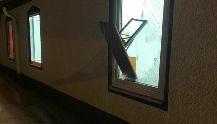 Almanya'da Aynı Camiye İki Hafta İçinde İkinci Kez Saldırı