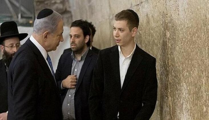 Yair Netanyahu'dan Türkiye Karşıtı Paylaşım