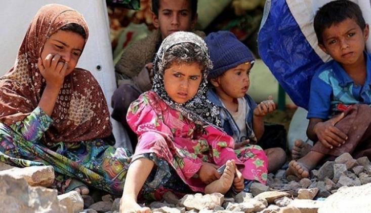 Mazlum Yemen Halkının Yardımına Koşalım!