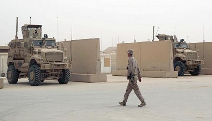 Amerika'dan Ayn'ul Esed Üssüne Yeni Askeri Sevkiyat