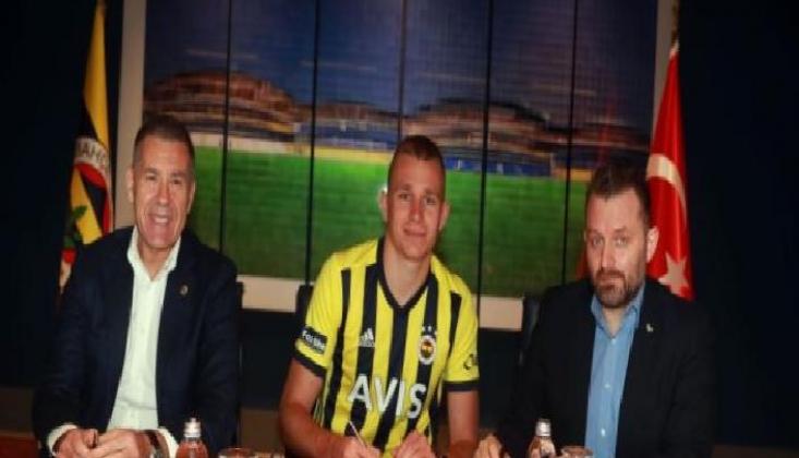 Fenerbahçe Attila Szalai'yi Kadrosuna Kattı!