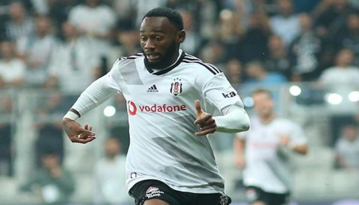 Beşiktaş'ta Nkoudou 1 Ay Yok!