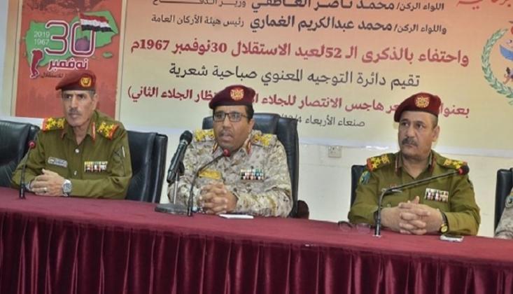 Yemen Ordusu Yeni Füzelerini Tanıttı