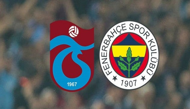 Trabzonspor Fenerbahçe Maçı Muhtemel 11'leri