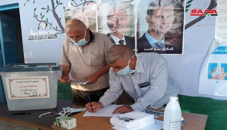 Suriye'de Cumhurbaşkanlığı Seçimleri Başladı