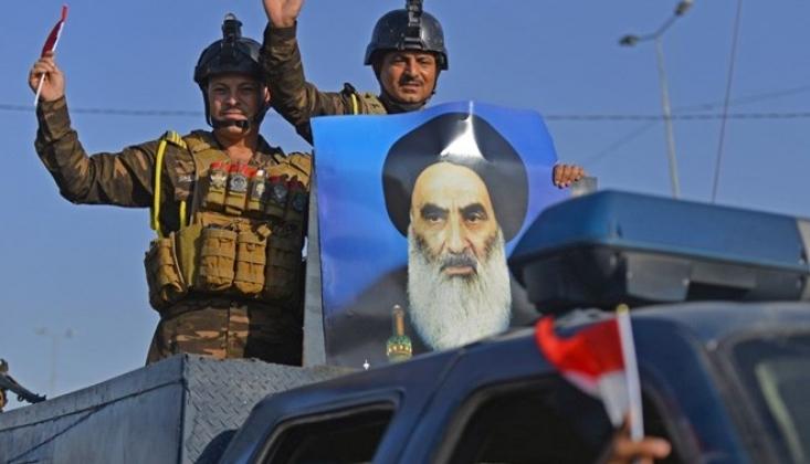 """Ayetullah Sistani'den """"Erken Seçim"""" Çağrısı"""