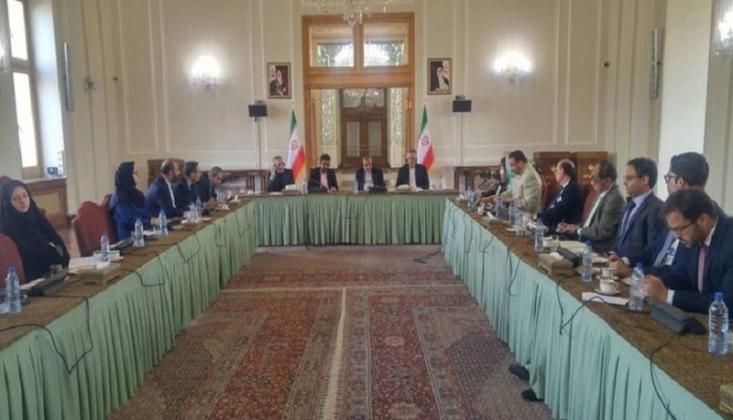 Yemen Büyükelçisi Latin Amerika Ülkeleri Büyükelçileri İle Görüştü