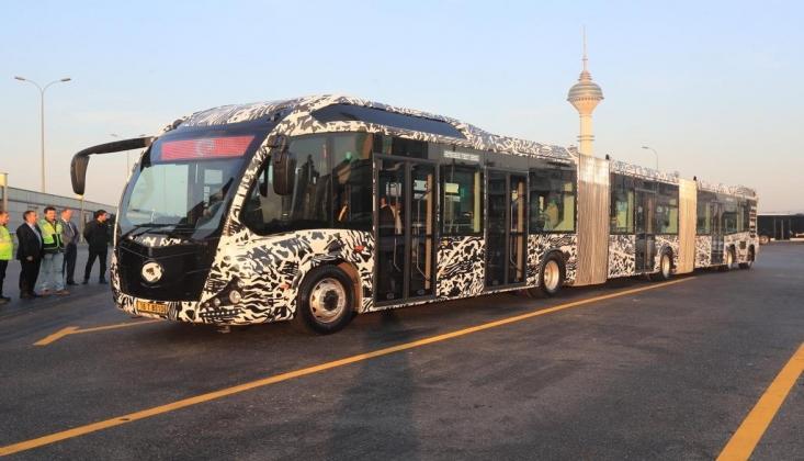 İBB, Metrobüs Yoğunluğunu Azaltmak İçin Yerli Metrobüse Geçiyor