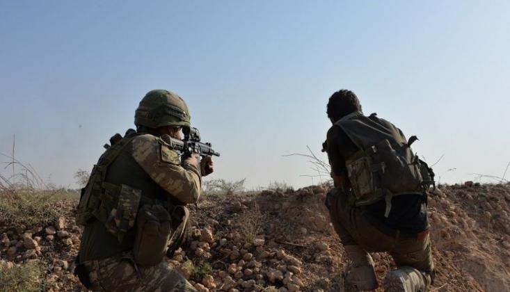 Barış Pınarı Harekat Bölgesinde 1 Türk Askeri Öldü, 6 Asker Yaralandı