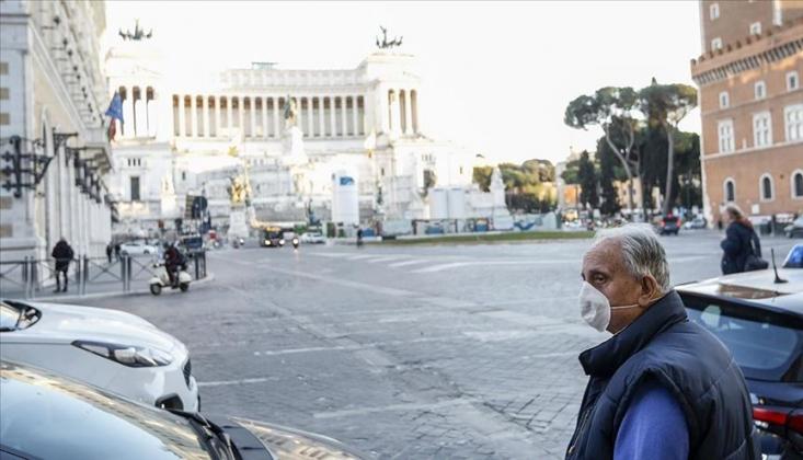 İtalya'da Son 24 Saatte 195 Kişi Yaşamını Yitirdi