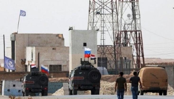 Rusya Ordusu Rakka'da