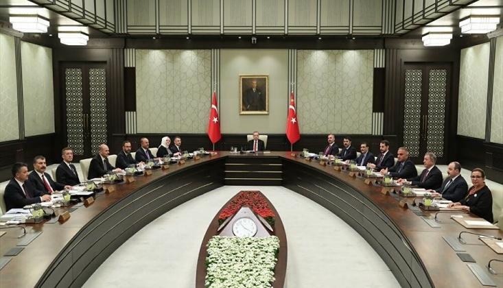 Kabine Toplantısı Yüz Yüze Yapılacak