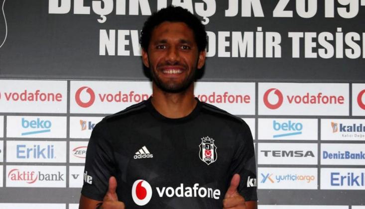 Beşiktaş'ın Yeni Transferi Elneny