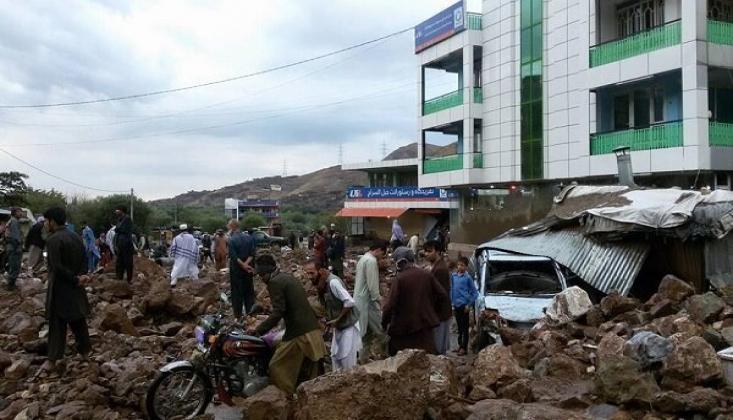 Afganistan'da Sel Felaketi: Onlarca Ölü