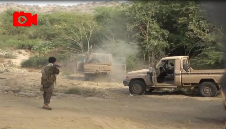 Yemen Halk Güçlerinin Cizan'da Gerçekleştirdiği Operasyon