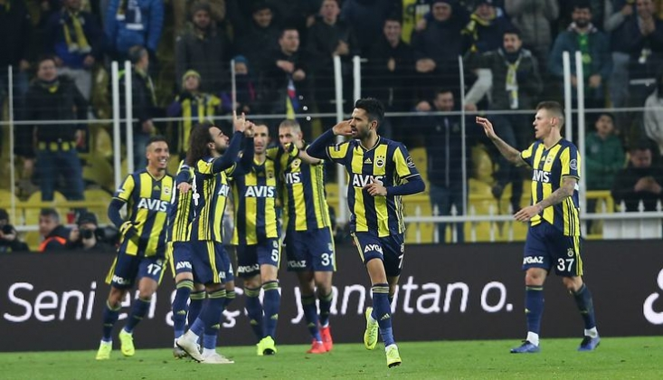 Fenerbahçe'de Derbi Öncesi Kritik Eksikler!