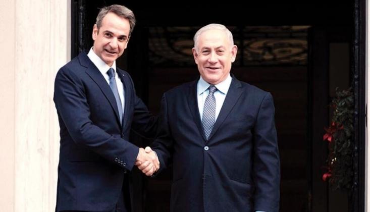 Yunanistan ve İsrail Anlaştı