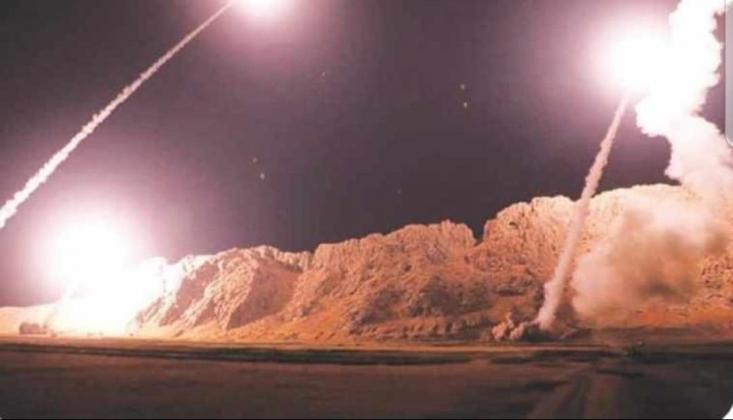 Ayn el-Esed Üssüne Roketli Saldırı