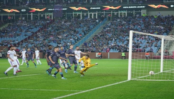 Trabzonspor, Basel Karşısında 3 Puanı Kaçırdı