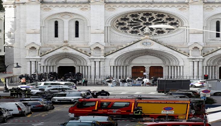 Fransa'nın Nice Kentinde Bıçaklı Saldırı: 3 Ölü 6 Yaralı