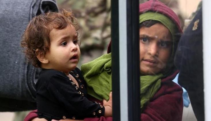 1 milyon Afgan Çocuk Açlık Tehlikesiyle Karşı Karşıya