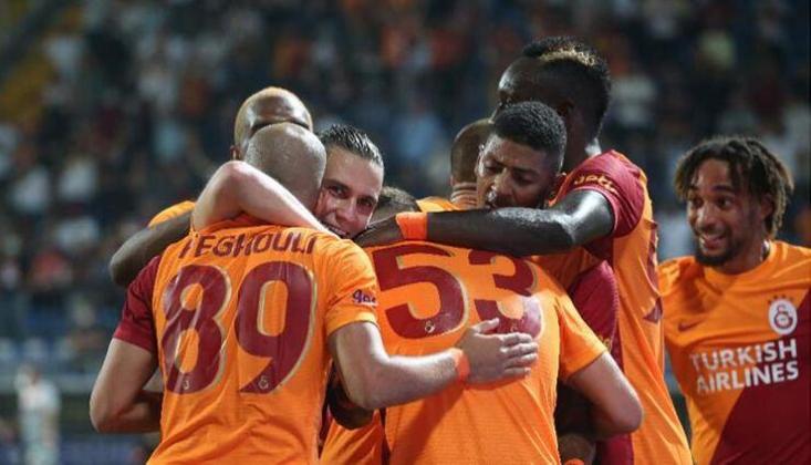İşte Galatasaray'ın UEFA Kadrosu!