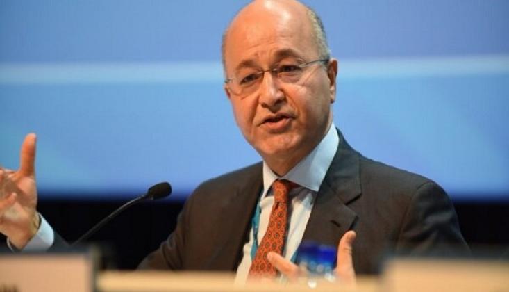 Irak Cumhurbaşkanı İstifa Etti