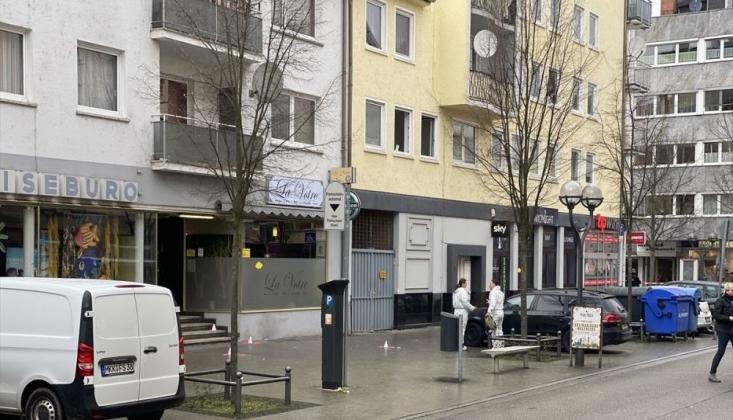 Almanya'daki Saldırıda 5 Türk Vatandaşı Öldü /FOTO