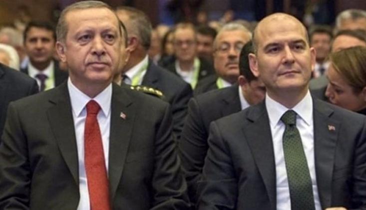 Süleyman Soylu'ya Erdoğan'dan Büyük Şok