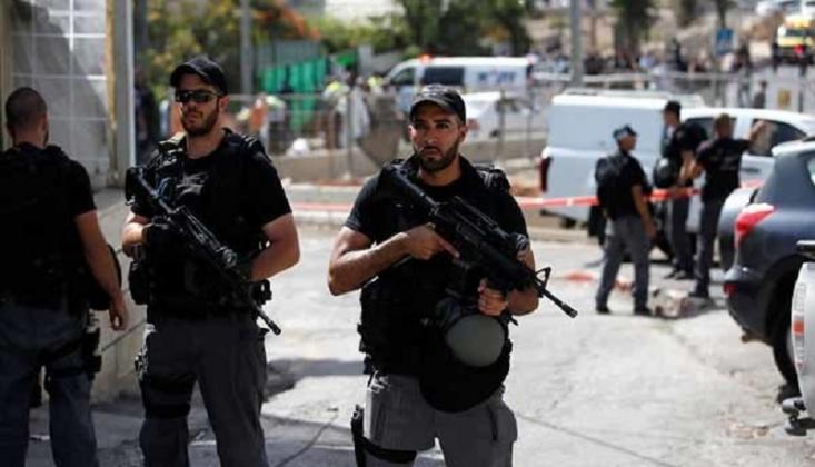 Batı Yaka'da İsrail Askerine Bıçaklı Saldırı