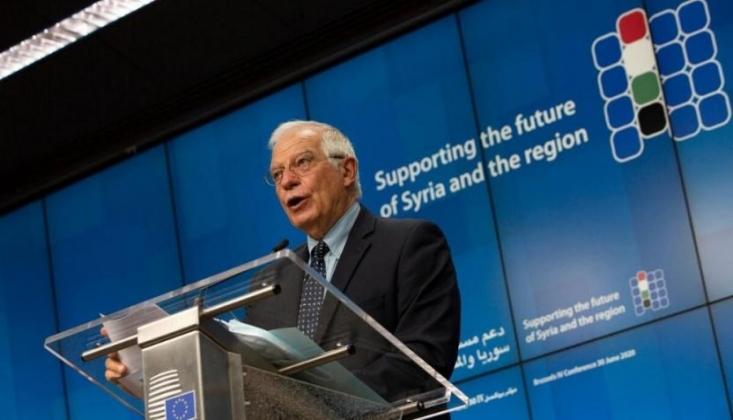 BM ve AB'nin Sözde Suriye'ye Yardım Konferansı
