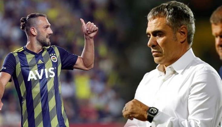 Vedat Muriqi Ersun Yanal'ı Şaşırttı!
