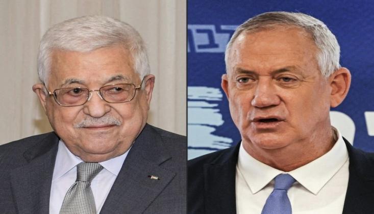Gantz: Mahmud Abbas 1967 Sınırlarına Dönmek İstiyor