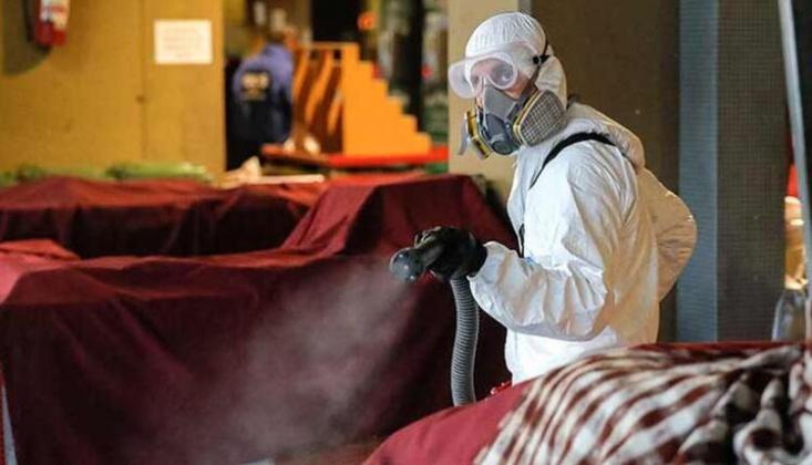 İngiltere'de Koronavirüs Ölümleri 28 Bin 734'e Yükseldi