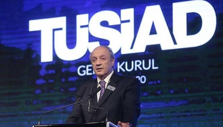 TÜSİAD Başkanı'ndan Hükümete Yüsek Faiz Tepkisi