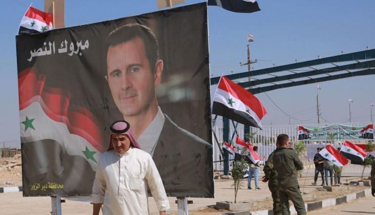 ABD'den, Suriye'ye Yeni Yaptırımlar
