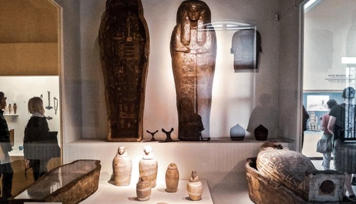 Türkiye'de 54 Müze İsrail Destekçisi Firmaya Emanet Edildi