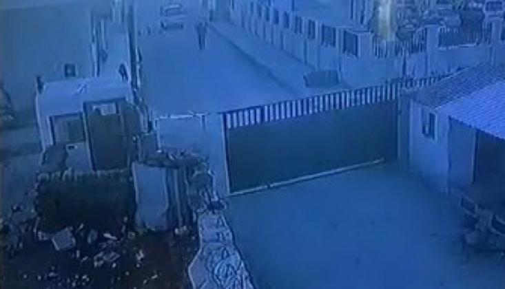Halep'te Bombalı Saldırı