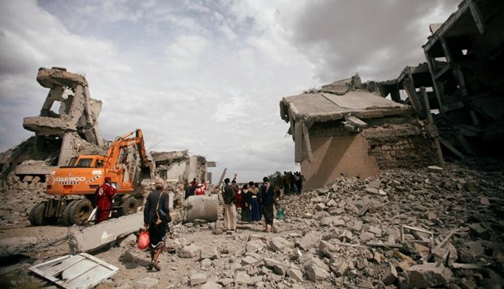 ABD ve BM Özel Temsilcileri, Yemen'de Ateşkes Çağrısı Yaptı