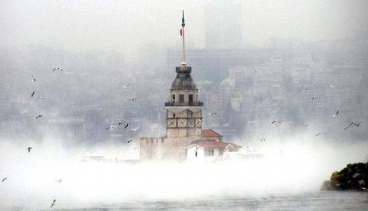 Meteoroloji'den Marmara Bölgesi İçin Uyarı
