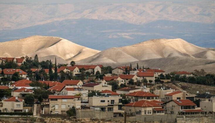 Siyonist Rejim Batı Şeria ve Kudüs'te 3.000 Yeni Konut İnşa Etmek İstiyor