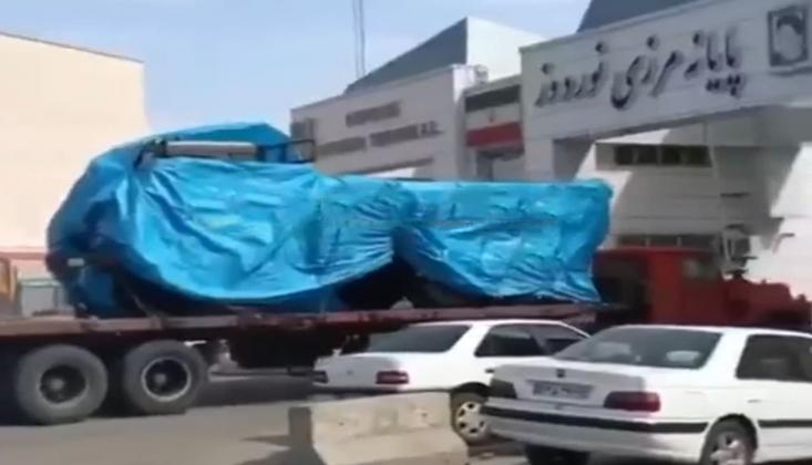 İran'dan Rus Askeri Araçlarının Ermenistan'a Nakline Yalanlama