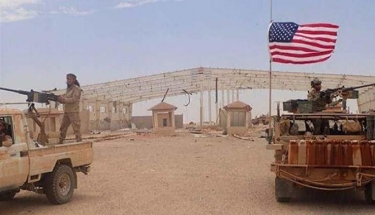 IŞİD Unsurları Suriye'de ABD İşgali Altındaki Bölgeden Saldırılar Düzenliyor