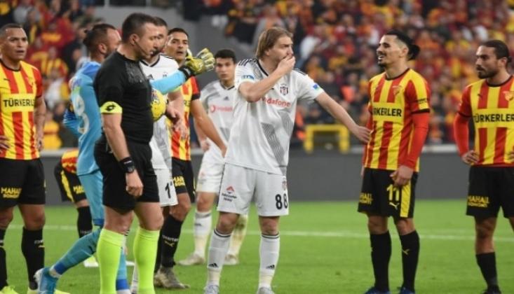 Beşiktaş Hükmen Galibiyet İstedi