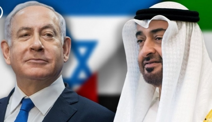 Zayed'in İsrail'e Kesintisiz Hizmeti