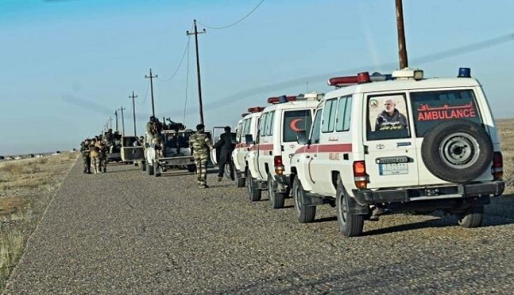 IŞİD Diyala'da Haşdi Şabi'ye Saldırdı