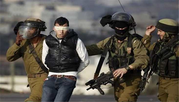400'den Fazla Filistinli Tutuklandı