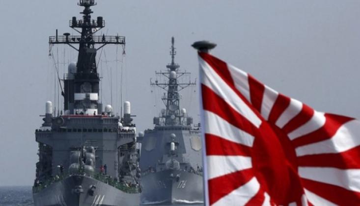Japonya Orta Doğu'ya 270 Asker Göndermeyi Planlıyor